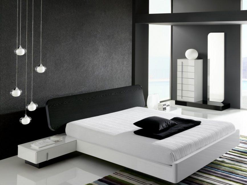 Основа стиля минимализм - хай-тек