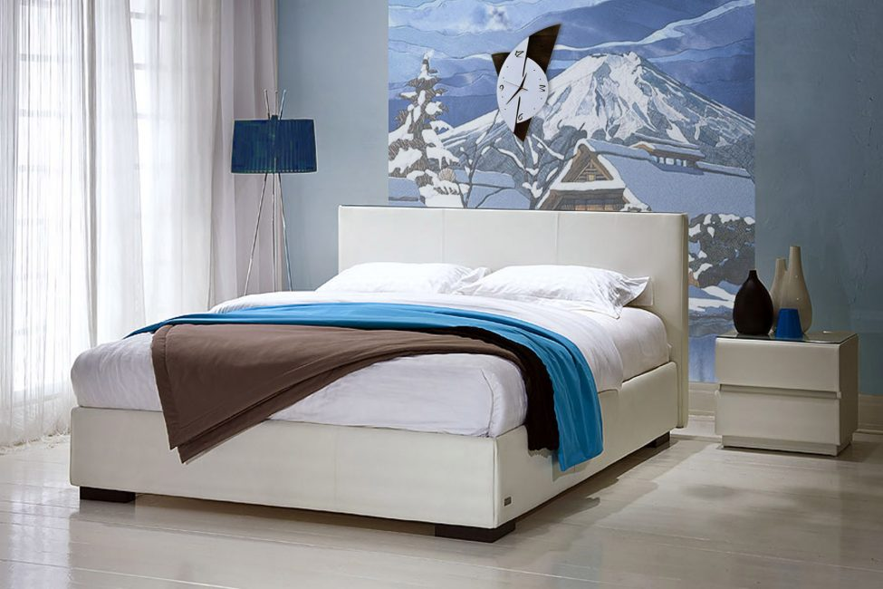 При выборе размера кровати учтите свои параметры для комфортного сна