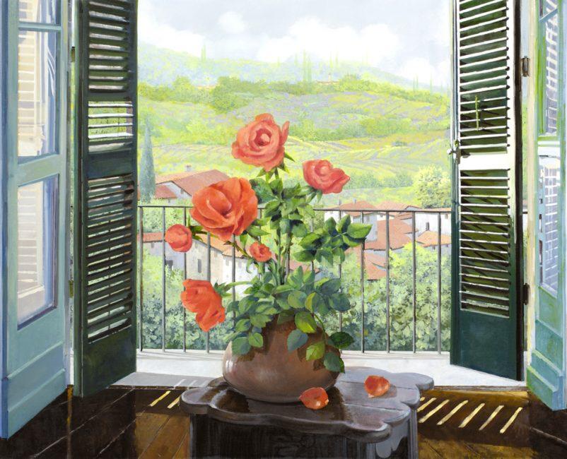 Фреска в Интерьере - Как она выглядит в прихожей, гостиной, кухни и спальни? 150+ Фото Вариантов оригинальных идей
