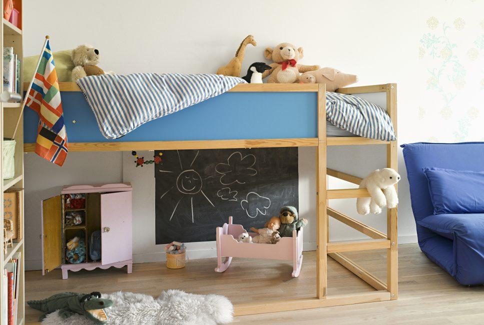 Модель для дошкольников