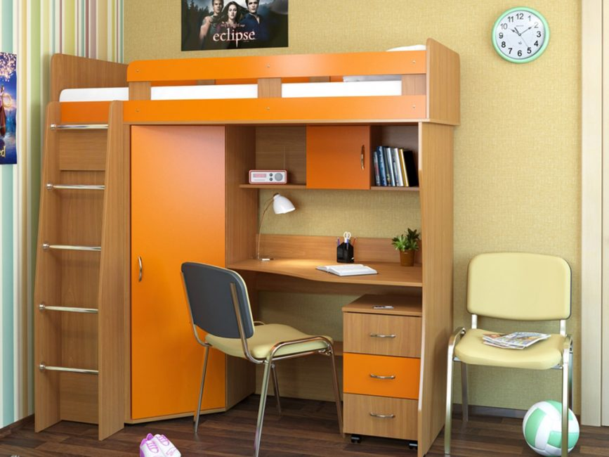 Главное, чтобы мебель была удобной и практичной