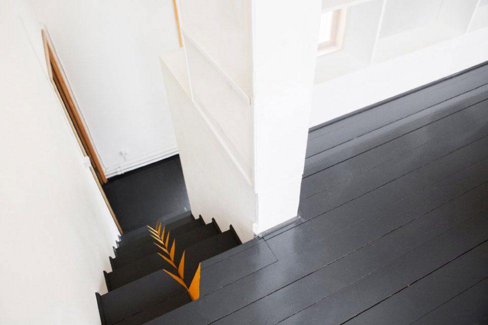Лестница в стиле Минимализм