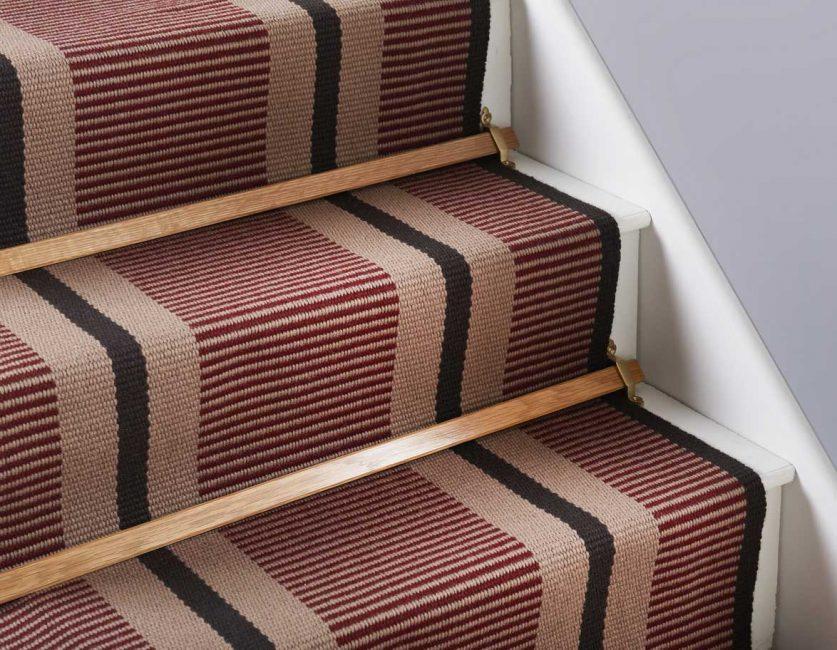 Ковровое покрытие для лестниц