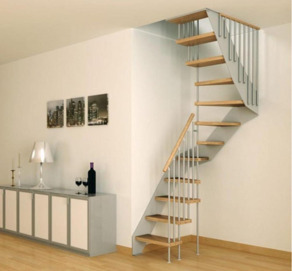 лестница на мансарду фото дизайн срезе