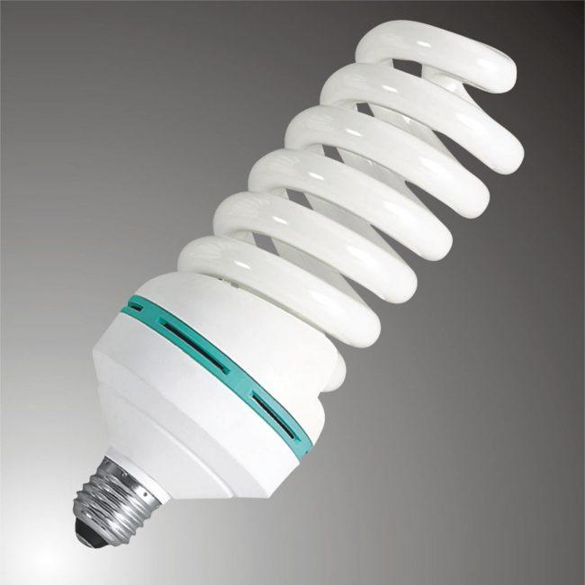 Соблюдайте меры предосторожности с такими лампами