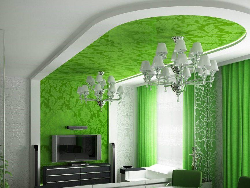 Оттенки природы на вашем потолке
