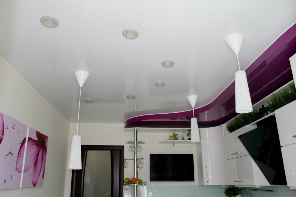 Светильники в стиль кухни