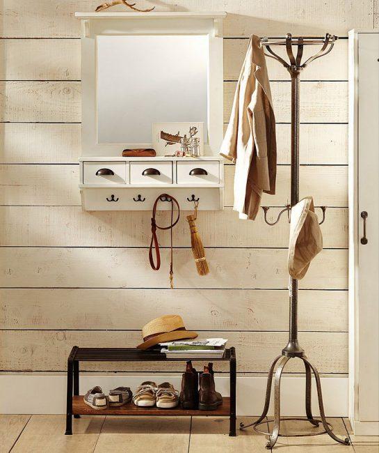 Оформления должно гармонично вливаться в интерьер квартиры