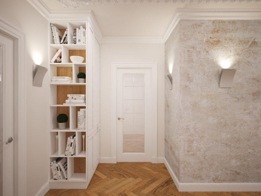 Создавайте объемную декоративную фактуру без потери пространства