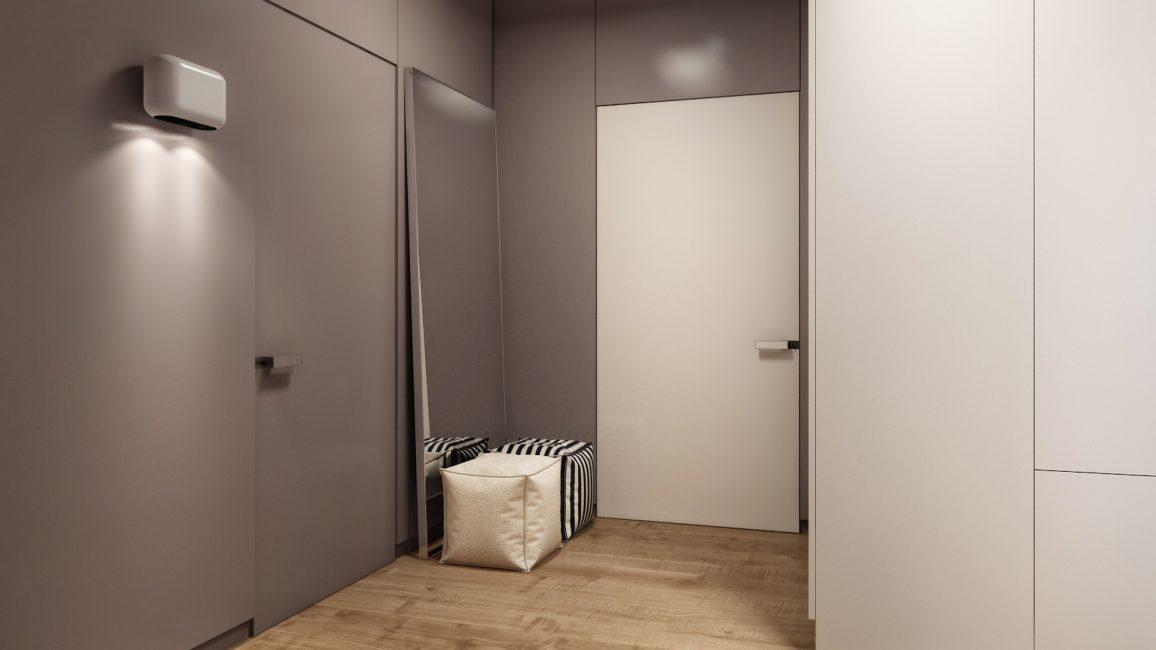 Простота и отсутствие декора - главные черты минимализма