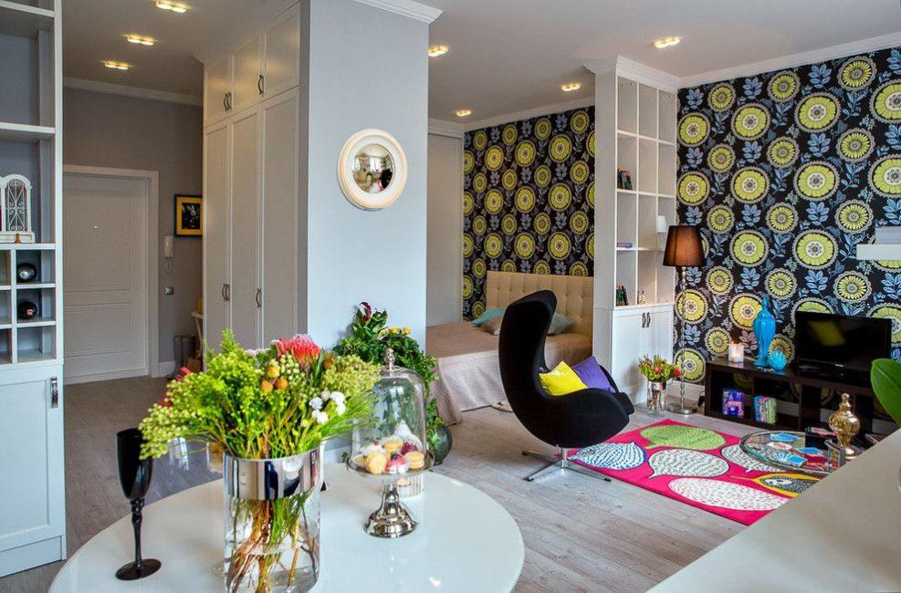 Маленькая квартира может быть уютной, просторной, удобной и функциональной
