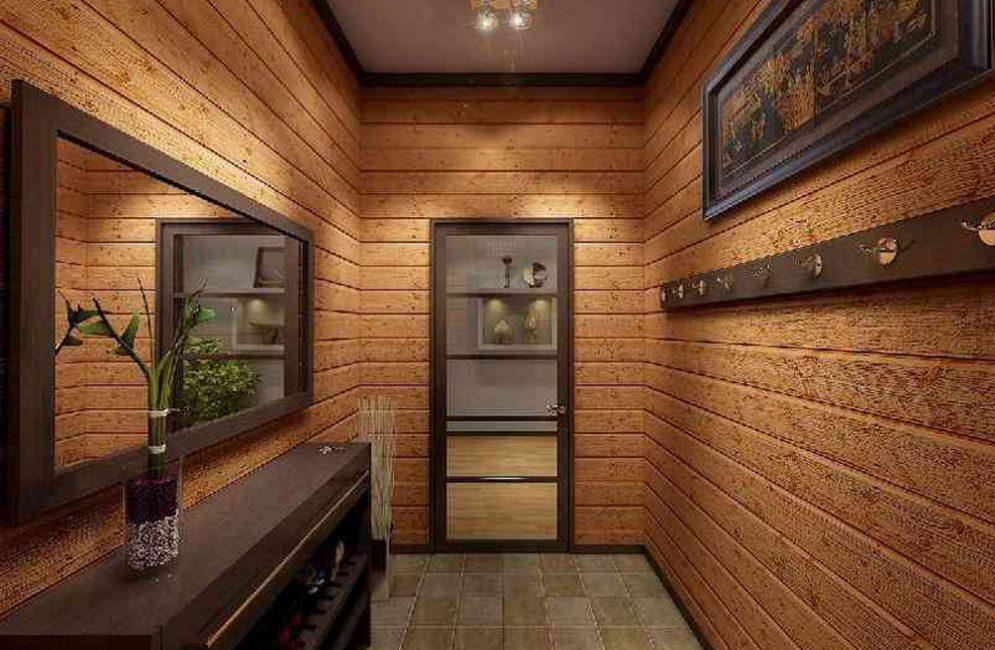 Идея для небольшого коридора
