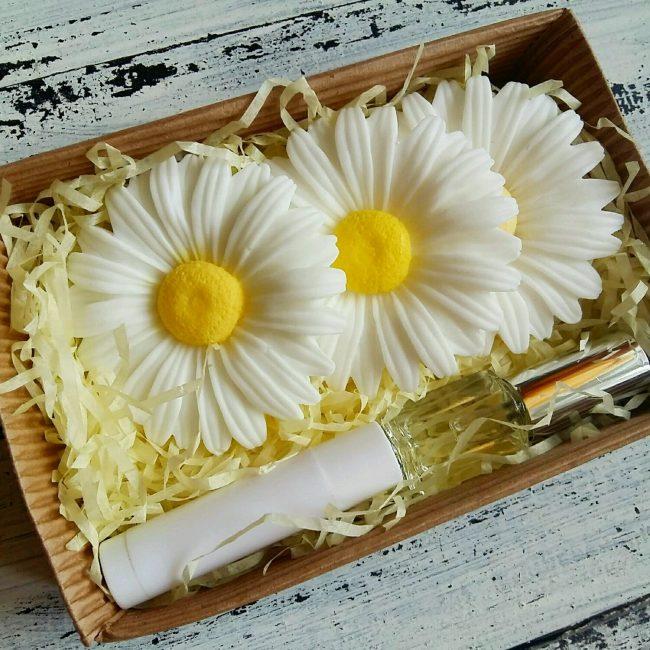 Придайте мылу любимую форму и аромат