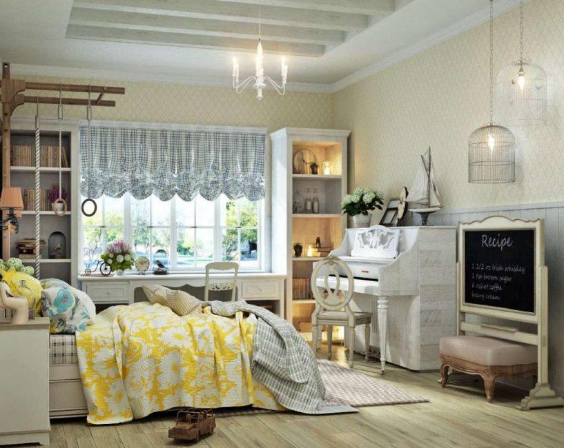 Оформляем дом в стиле прованс