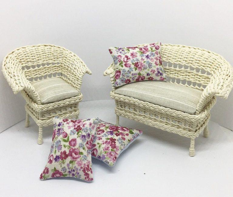 Плетеные кресла - атмосфера непринужденности