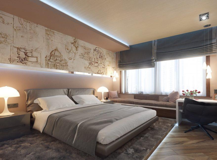 Использовать такие шторы можно в любой комнате вашего дома
