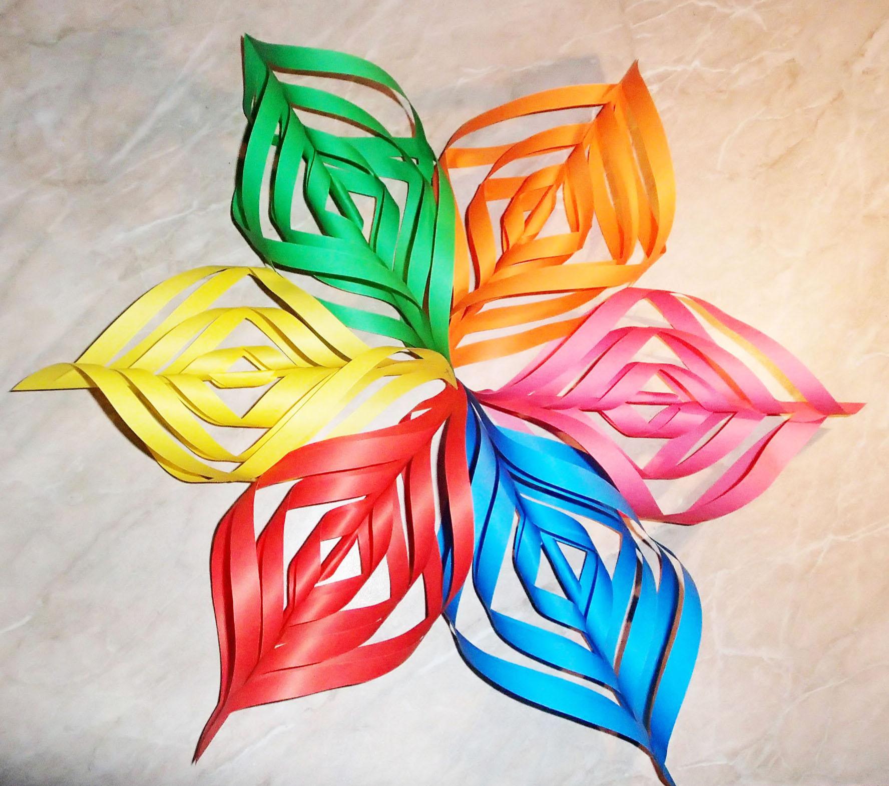 Как своими руками сделать цветик семицветик 46