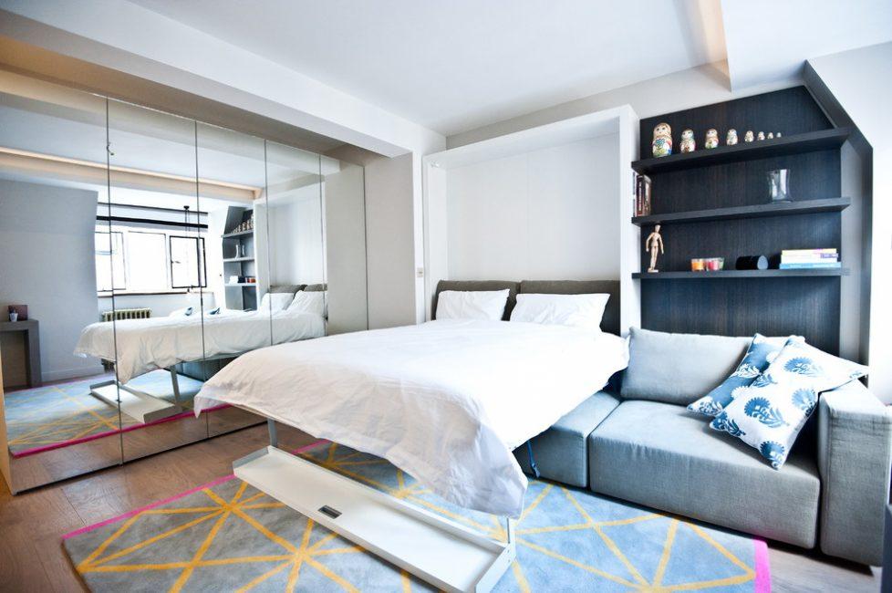 Диван-кровать как лучшее решение
