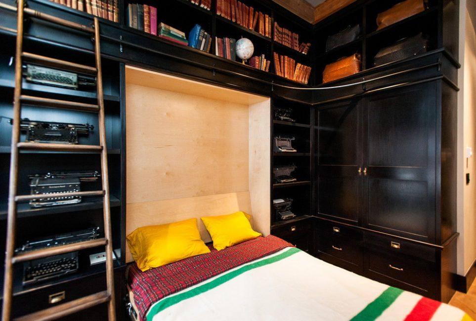 Мебель-трансформер для маленького помещения