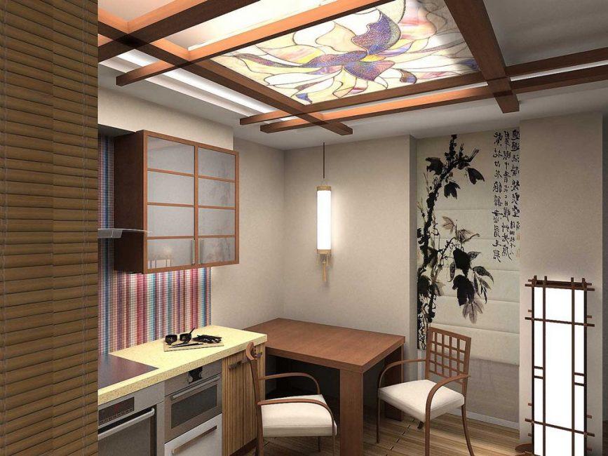 Минимум мебели и больше свободного места