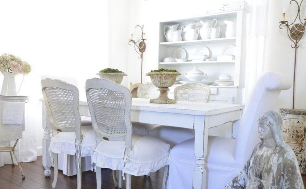 Белый цвет не практичен для повседневного использования