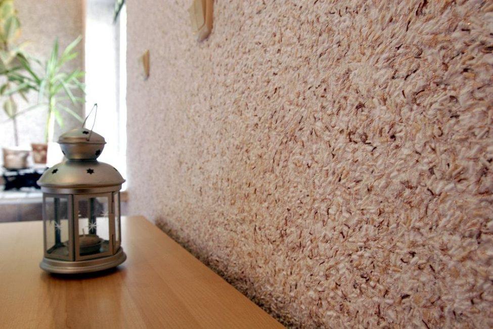 Каменная крошка - способ облицовки, который также заслуживает внимание