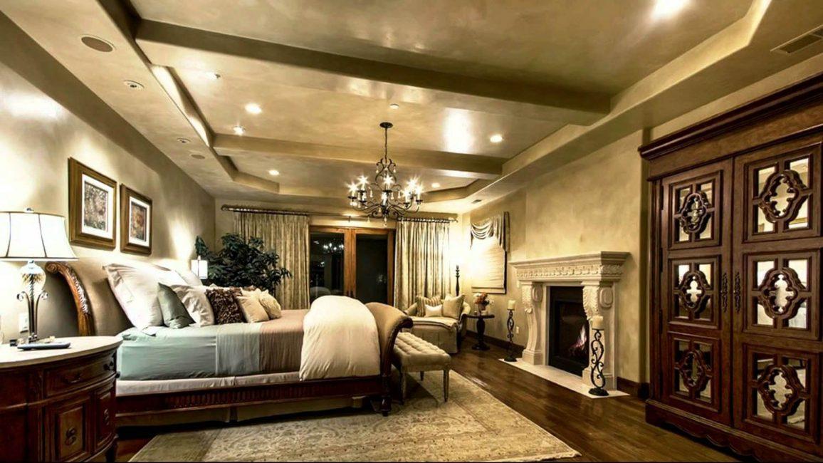 Идеальное покрытие для спальни в классическом стиле