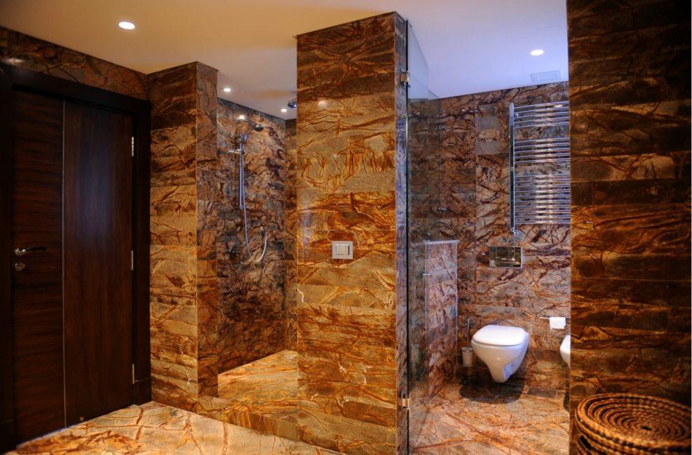 Искусственный камень – альтернатива керамической плитке