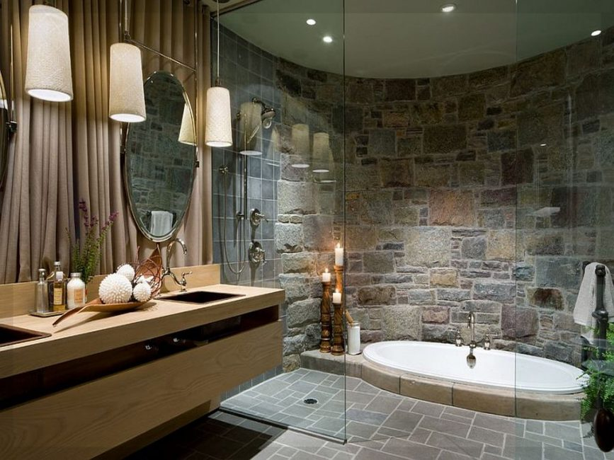 Оформление стен – это классический способ