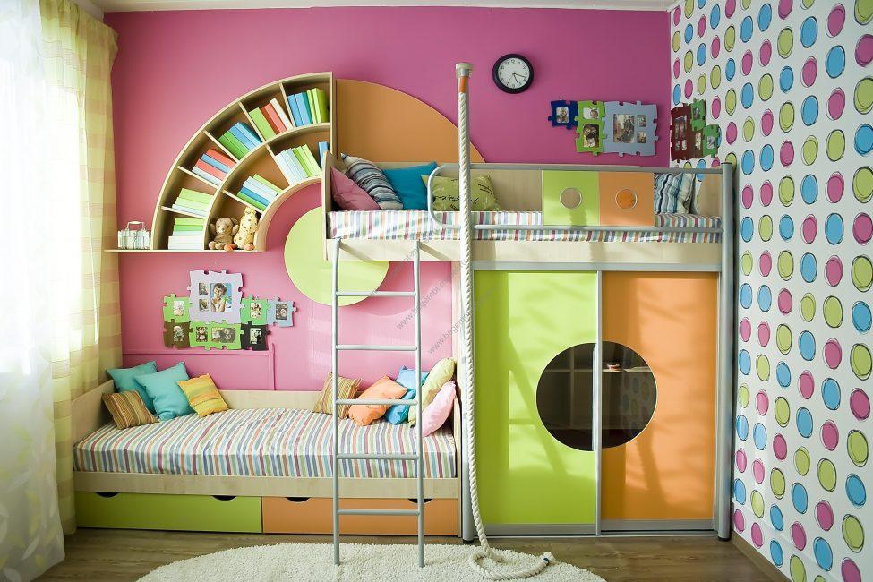 Обеспечьте каждого ребенка индивидуальным пространством