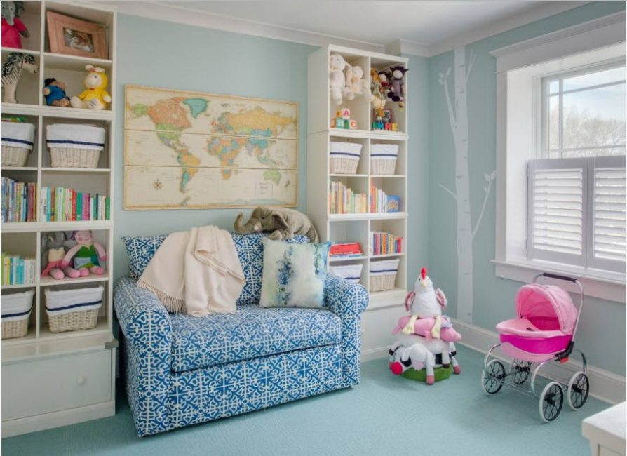 Выбирайте диван вместе с ребенком