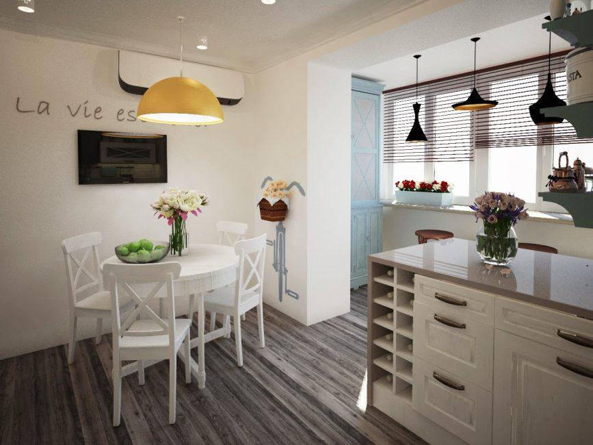 Маленькая кухня – настоящая проблема хрущевок