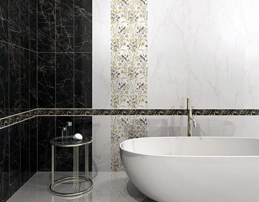 Использование в ванной