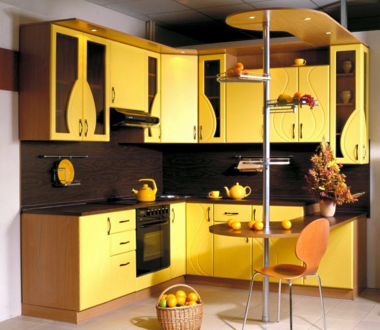 Желтый означает креативность и рост