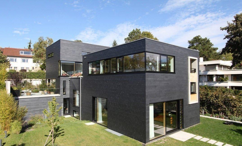 Плоский вариант крыши