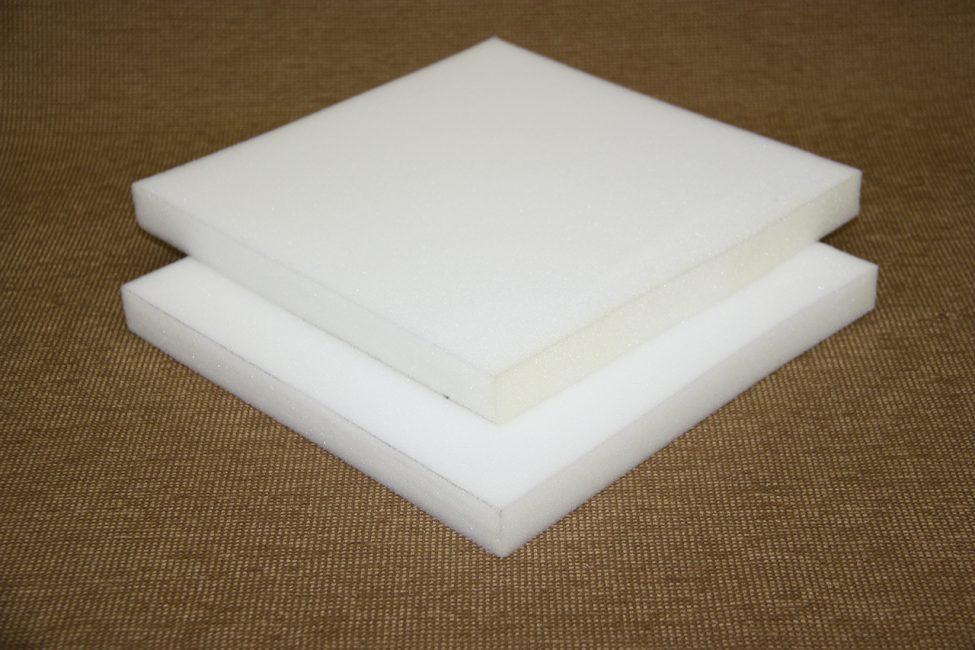 Пенополиуретан - материал наделен достаточной жесткостью