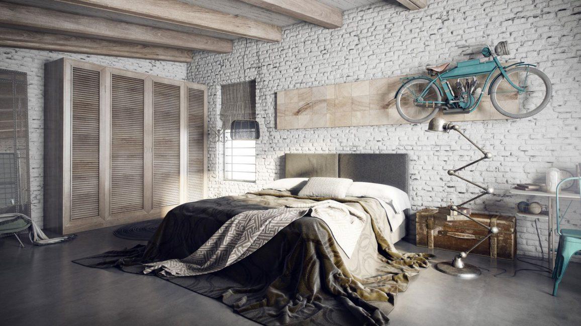 Спальня - это самое уютное место в доме