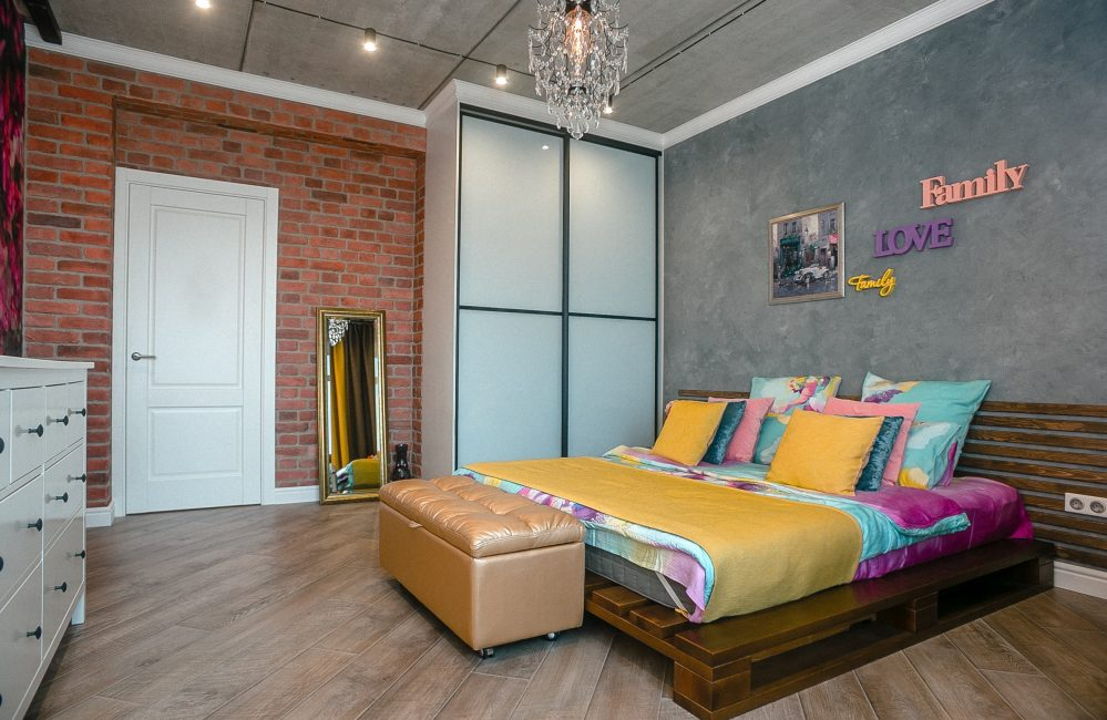 Выбирайте большую комфортную кровать