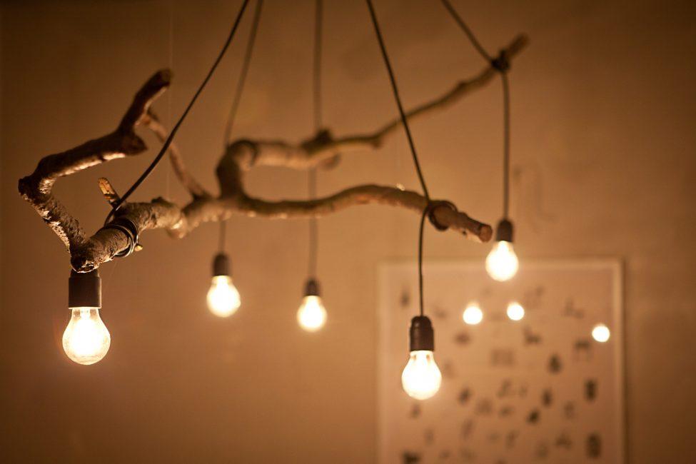 Простой, но в тоже время очень стильный способ создать освещение
