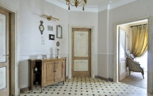 Плитка на пол в коридор (245+ Фото) - Как выбрать и положить? Современные и красивые варианты