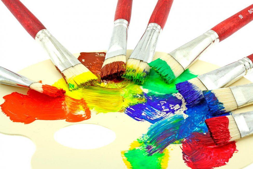 Сувенир можно перекрасить в любой цвет