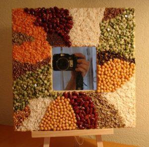 Шаблоны Поделок из крупы и макарон для детей своими руками (185+ Фото) - Оригинальное решение Украшения дома и не только