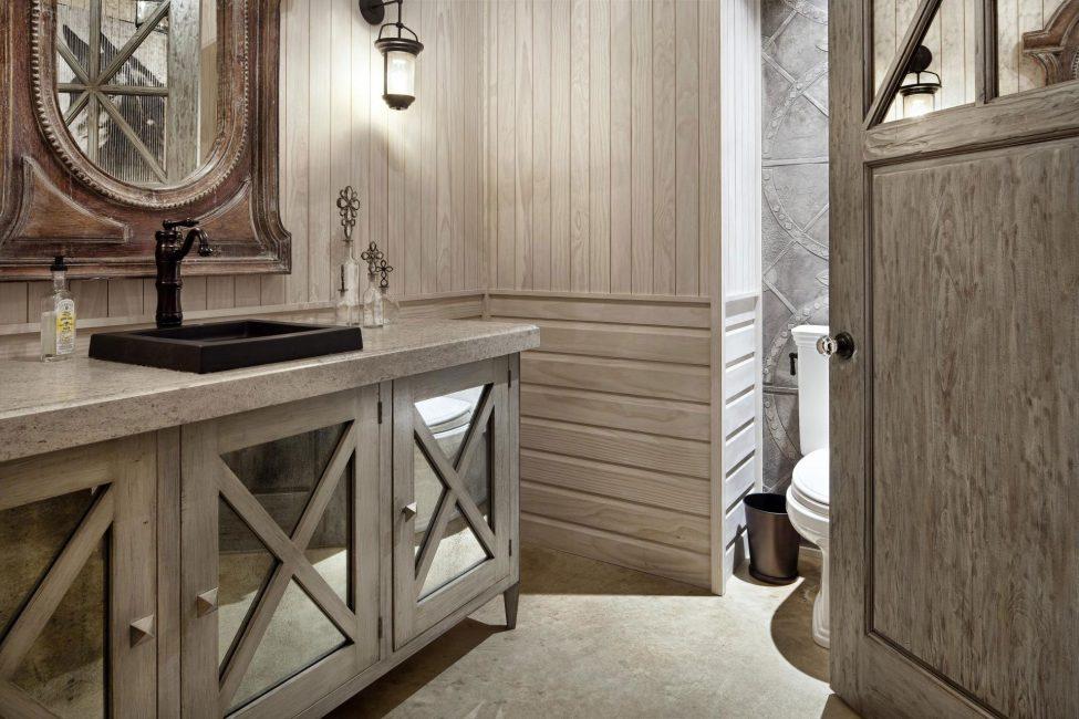 Составьте план-схему ванной комнаты