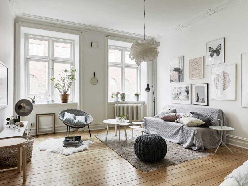 Интерьер гостиной – отражение характера и предпочтений хозяев дома