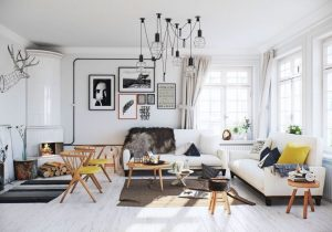 Дизайн В Скандинавском Стиле: 240 (Фото) Элегантных Интерьеров