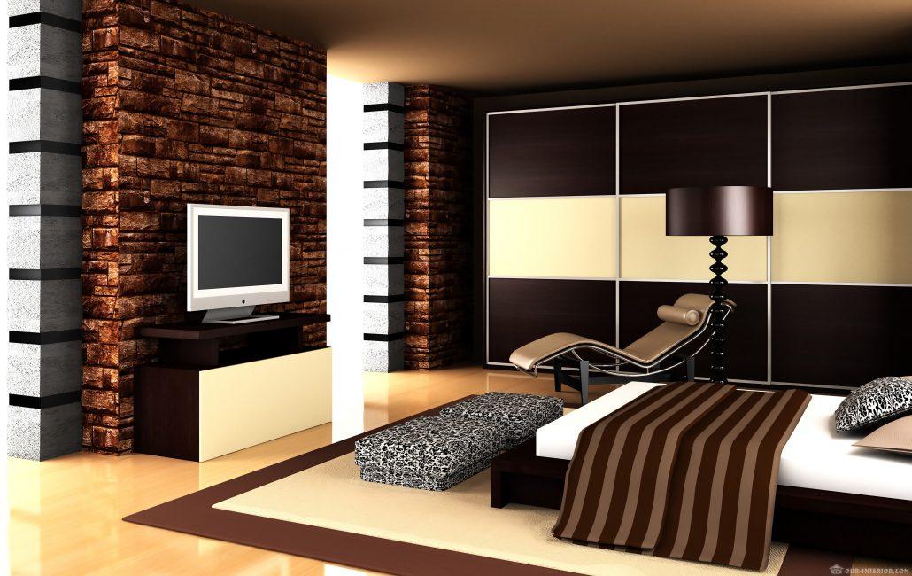 Цвет венге представляет собой натуральный коричневый оттенок мебели