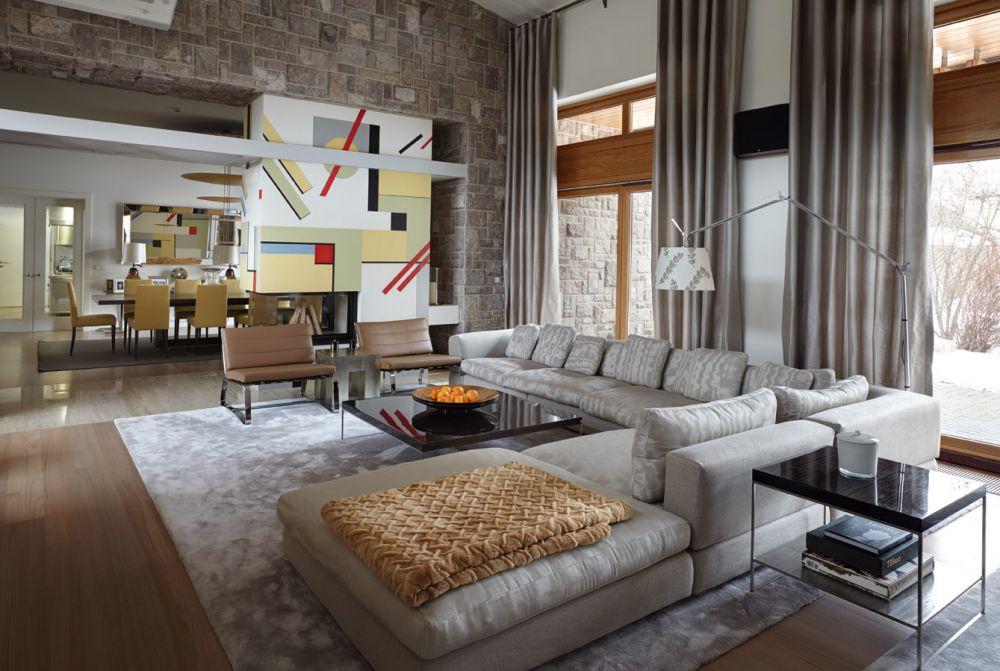 """""""Современный стиль"""" в интерьерах квартир: от Modern до Contemporary"""