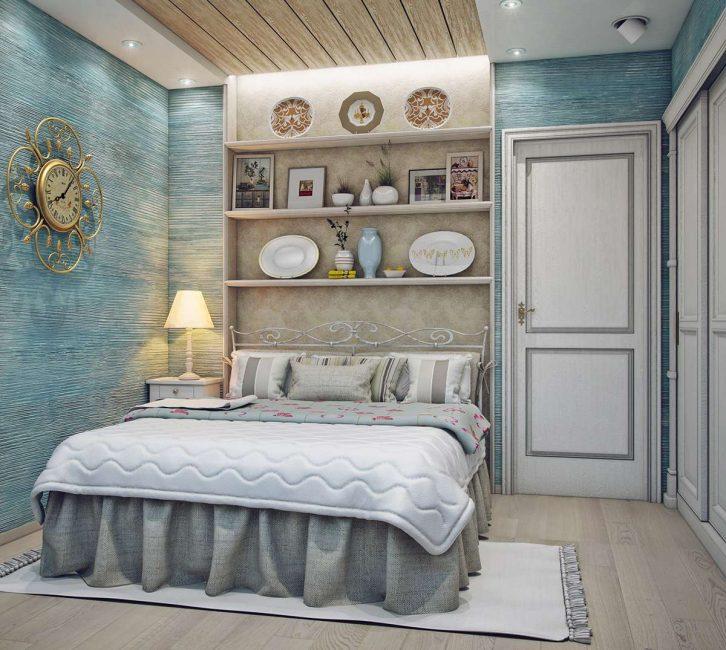 Спальня — самое интимное помещение в доме