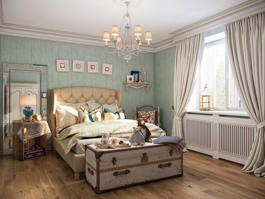 Красивая, уютная комната