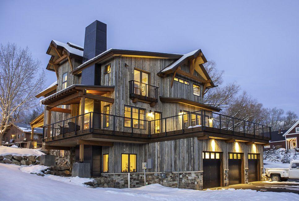 Роскошный и комфортабельный дом